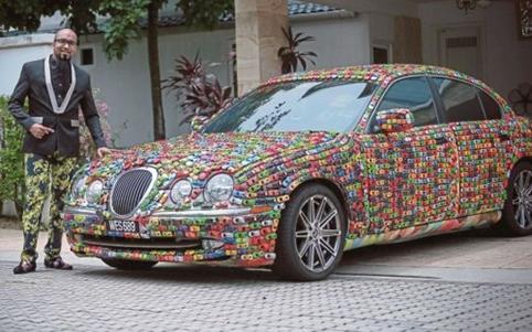 5000 машины цуглуулгатай баян эр