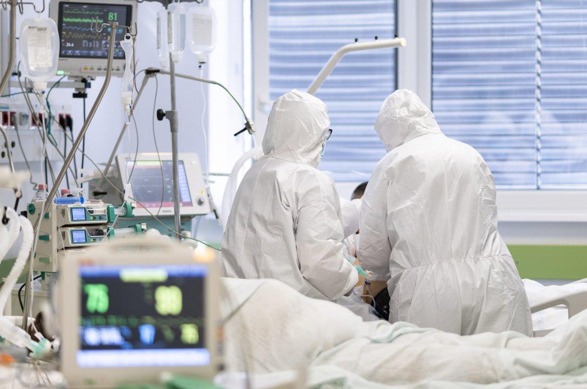 Төрөх дөхсөн Монгол эмэгтэй Унгар улсад коронавируст халдварын улмаас нас баржээ