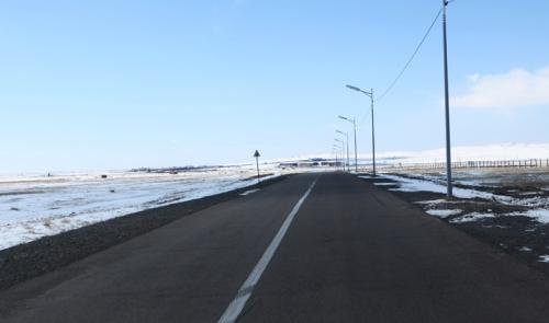 Монгол Улсын автозамын сүлжээ