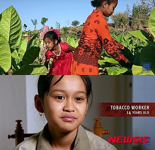 Индонез улсад насанд хүрээгүй сая гаруй хүүхэд хөдөлмөр эрхэлдэг ажээ