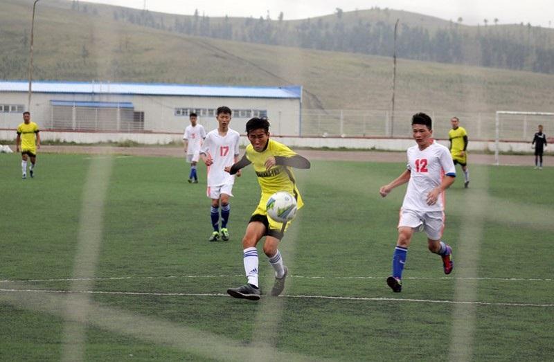 """Дархан-Уул аймгийн баг """"Үндэсний цом""""-ийг хожлоор эхлүүллээ"""