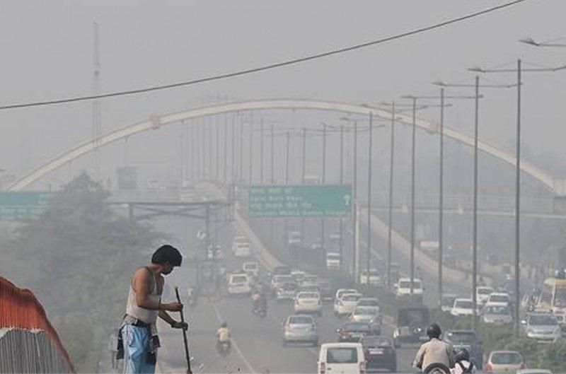 Энэтхэгт агаар бохирдол ихтэй хэвээр байна