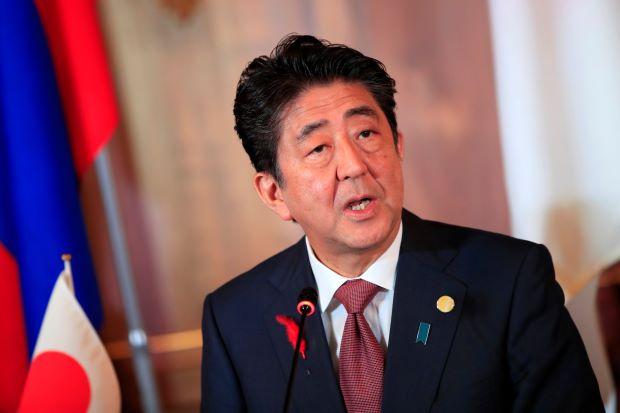 Японы Ерөнхий сайд Хятадад айлчилж магадгүй