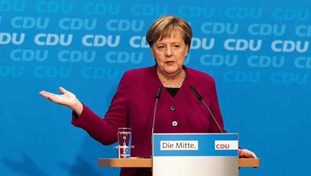 А.Меркель нөлөө бүхий эмэгтэйгээр тодорлоо