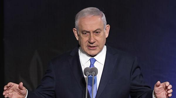Нетаньяху хэт барууны үзэл баримтлагч хоёр намыг нэгтгэв