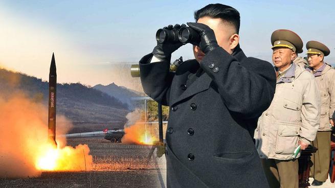 Ким Жон Ун тактикийн зэвсгийн туршилтыг удирдан явуулжээ