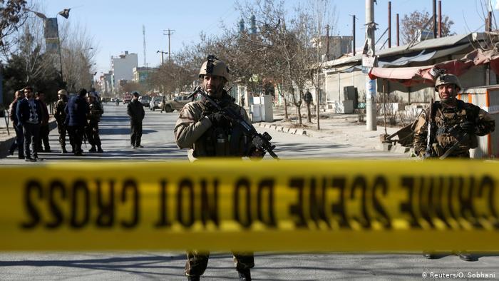 """Афганистаны яаманд үйлдсэн халдлагын хариуцлагыг """"Лалын улс"""" өөртөө хүлээв"""