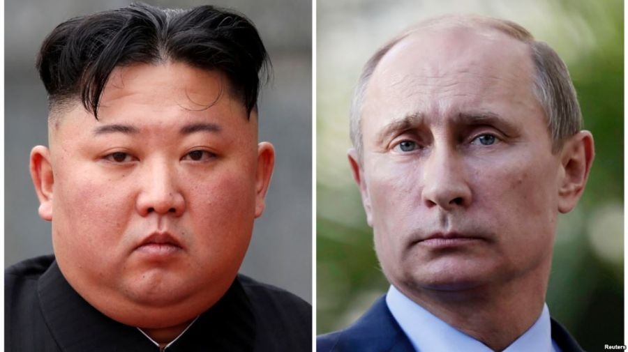 KCNA: Ким Жөн Ун ОХУ-д айлчилна