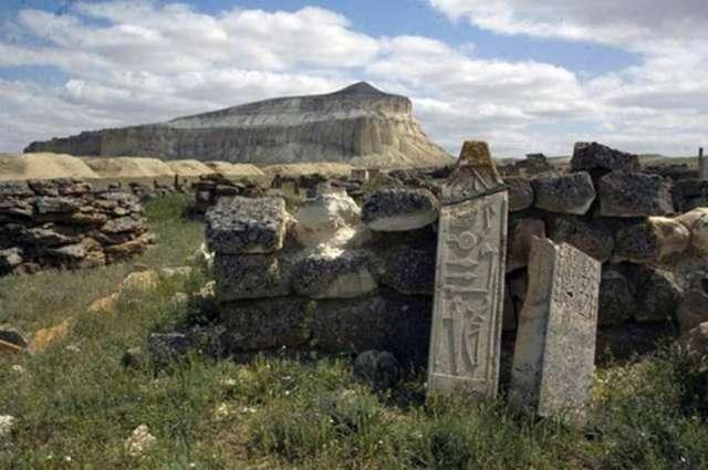 Хятадын хойд нутгаас 1500 жилийн өмнөх үеийн чулуун байгууламж илрүүлжээ