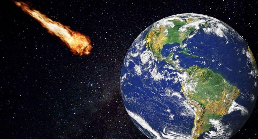 Дэлхийг том астероид мөргөж магадгүй