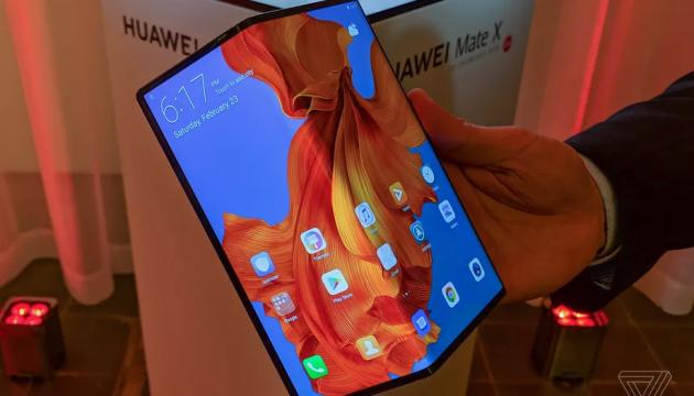 """""""Huawei"""" уян дэлгэцтэй ухаалаг гар утсаа худалдаанд гаргажээ"""