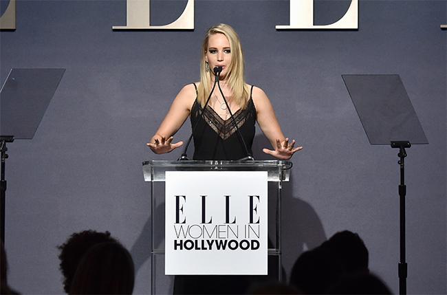 Женнифер Лоуренс кино ертөнцийг орхино