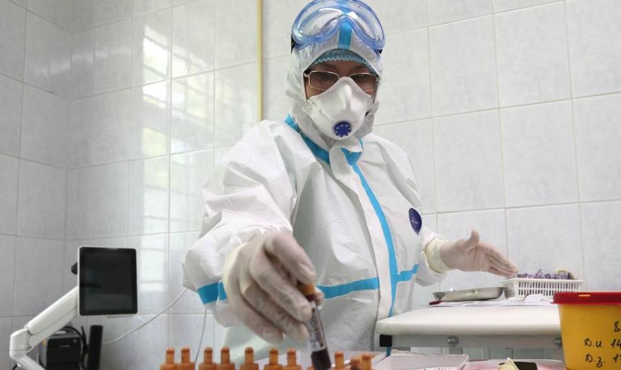 ОХУ-д 21 сая гаруй хүнд коронавирусний шинжилгээ хийжээ