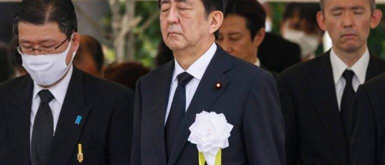 """Шинзо Абэ: """"Япон улс дахин хэзээ ч дайнд оролцохгүй"""""""