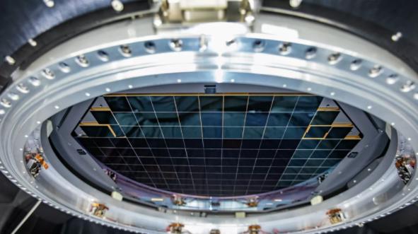 Дэлхийн хамгийн том дижитал камер анхны зургуудаа авчээ