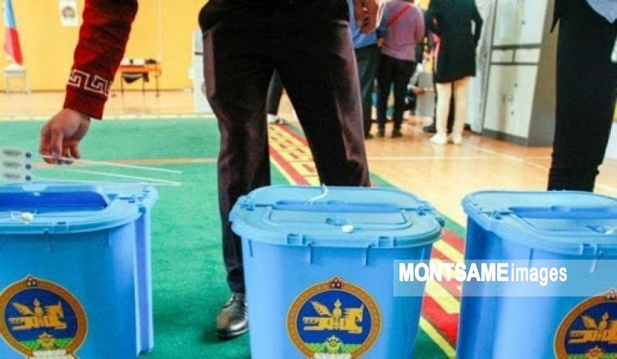 Баян-Өлгийн 732 сонгогч зөөврийн битүүмжилсэн хайрцгаар санал өгчээ