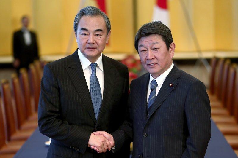БНХАУ-ын Гадаад хэргийн сайд Японд айлчилна