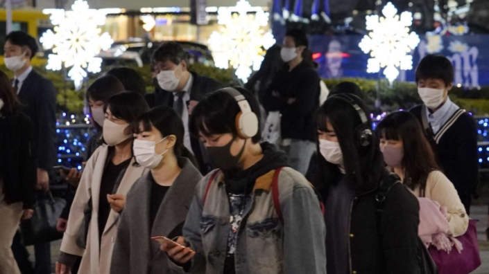 Японд 15 мянган хүнд эсрэг биетийн шинжилгээ хийнэ