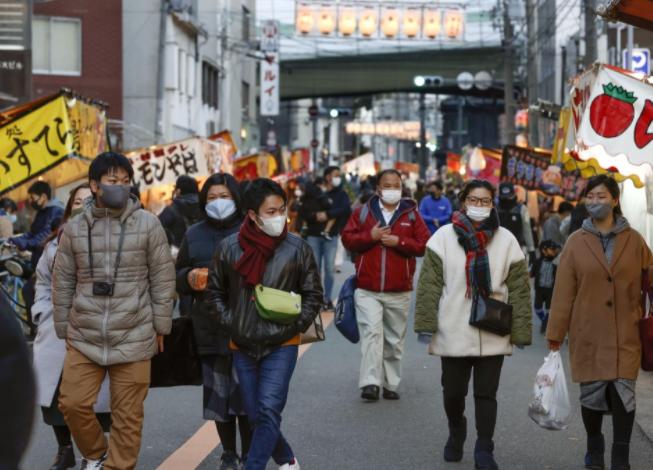 Японд Бразилаас ирсэн хүмүүсээс коронавирусний өөр шинэ хувилбар илэрчээ