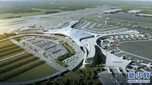 Хөххотын шинэ нисэх онгоцны буудалтай танилцаарай