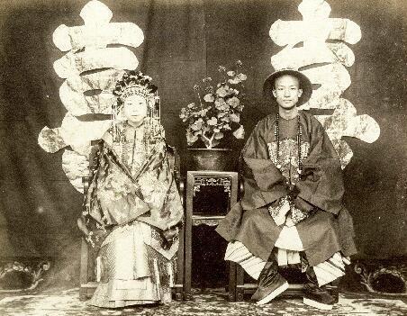 Хятадын хамгийн сүүлчийн хаант төрийн зургаас