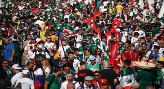 АНУ-ын хоригоос шалтгаалж Мексикийн хөлбөмбөгч шилдэг тоглогчийн шагналаа авч чадахгүй