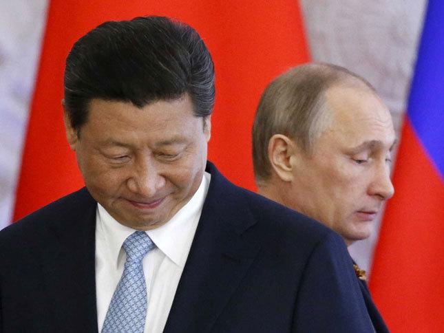 Орос, Хятадын харилцаан дахь нүднээс далд асуудлууд