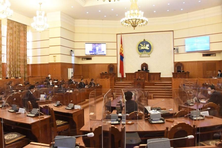 Чуулганаар Монгол Улсын Ерөнхий сайдыг томилох асуудлыг хэлэлцэнэ
