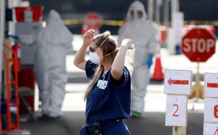 АНУ-д халдвар авсан хүний тоо нэмэгдсэнийг тангараг өргөх ёслолтой холбоотой гэж үзэж байна
