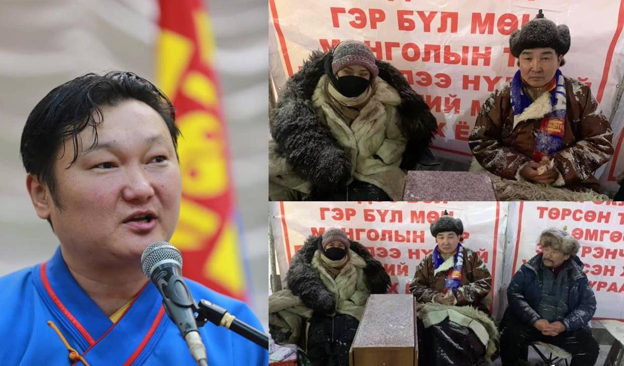 С.Жавхлан: Олон жил Монгол түмнээ ерөөж баясгасан гэж шийтгэж байгаа юм уу