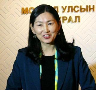 Ц.Оюунгэрэл:Монголоороо үлдэнэ гэж хариулсантай адил санал хураалт боллоо