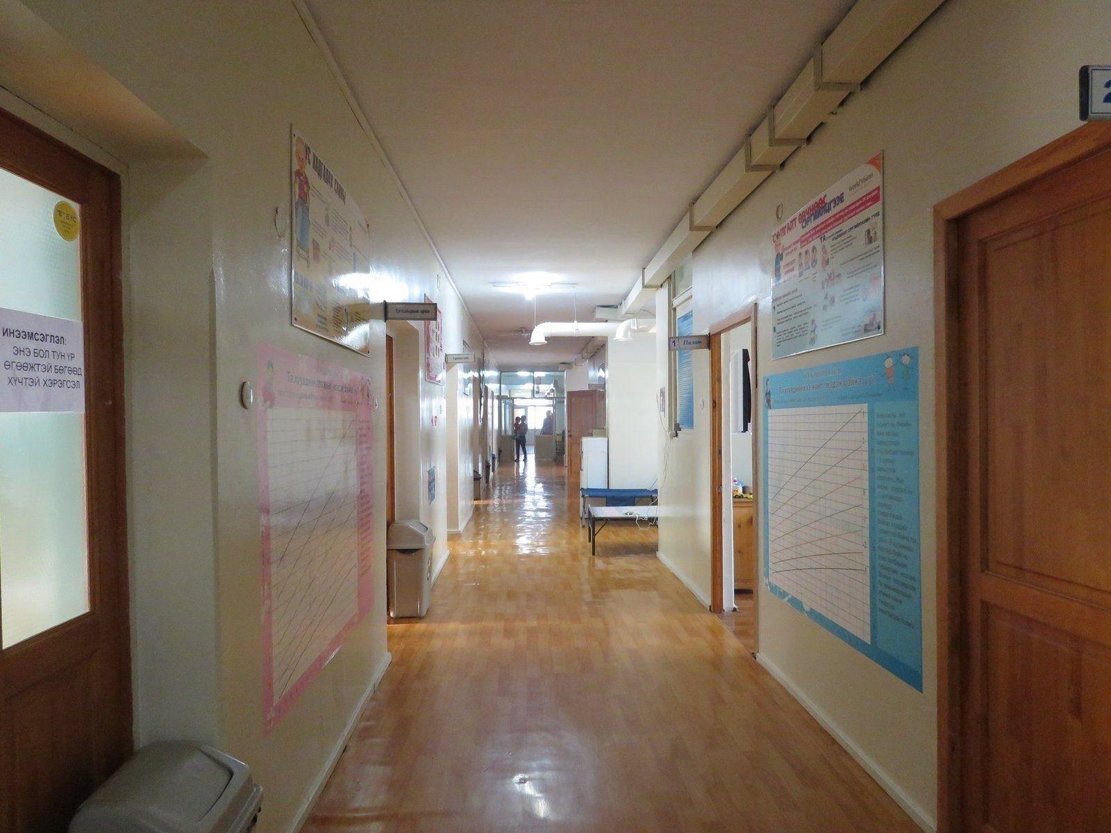 Эмнэлгүүдийн хүүхдийн орны ачаалал багасжээ