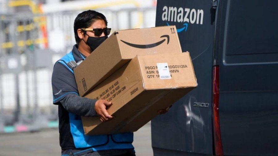 """""""Amazon"""" компанийн орлого дээд үзүүлэлтэд хүрчээ"""