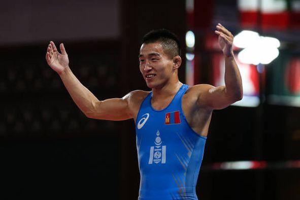 """Гавьяат тамирчин Э.Бэхбаяр """"Токио-2020"""" олимпын эрхээ авлаа"""