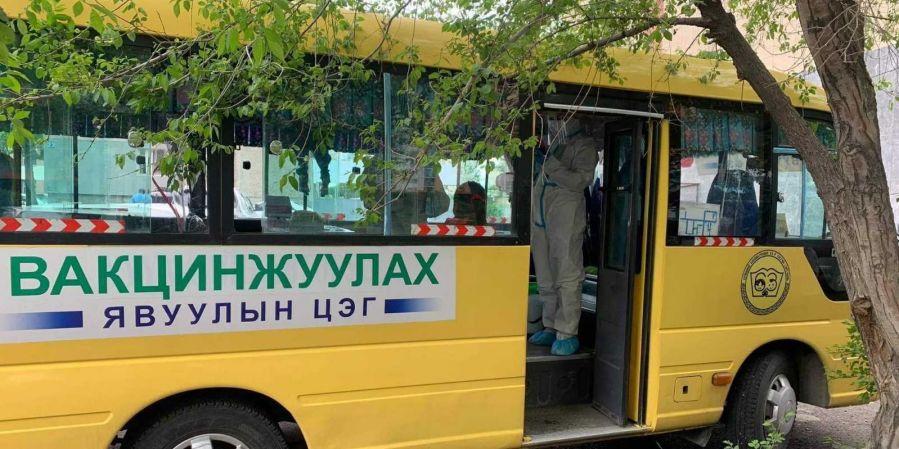 Ойрын хавьтлуудад шинжилгээ хийх автобустай багуудыг ажиллуулж эхэллээ