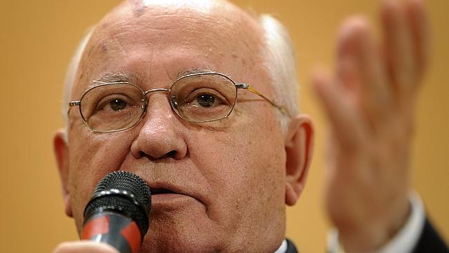 М.Горбачев үхэл амьдралын заагт байна