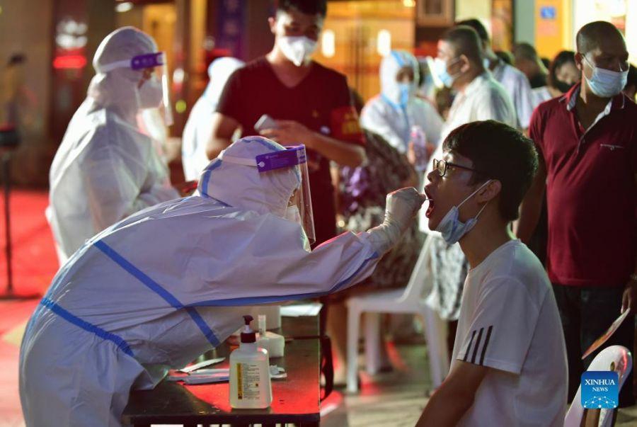 Хятадын зүүн нутгийн хотод халдварын 32 тохиолдол илэрчээ