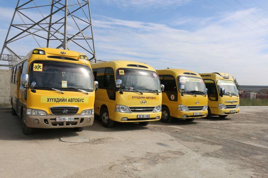 Сургуулийн автобусны жолооч, хүүхэд зохицуулагч нарт сургалт зохион байгуулж байна