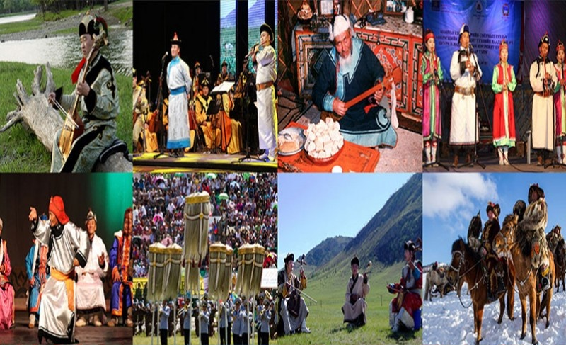 Говь-Алтайчууд соёлын биет бус өвийн их наадамд оролцохоор бэлтгэж байна