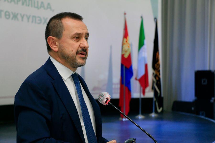 Этторэ Росато: Бид Монгол-Италийн ААН-үүдийг холбох эрхзүйг бүрдүүлэх үүрэгтэй
