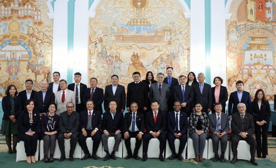Монгол Улс, НҮБ-ын хамтын ажиллагааны талаарх эрдэм шинжилгээний хурал болов