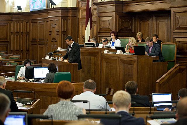 Латви улсын авлигын эсрэг тэмцэл зогсонги байдалд орлоо