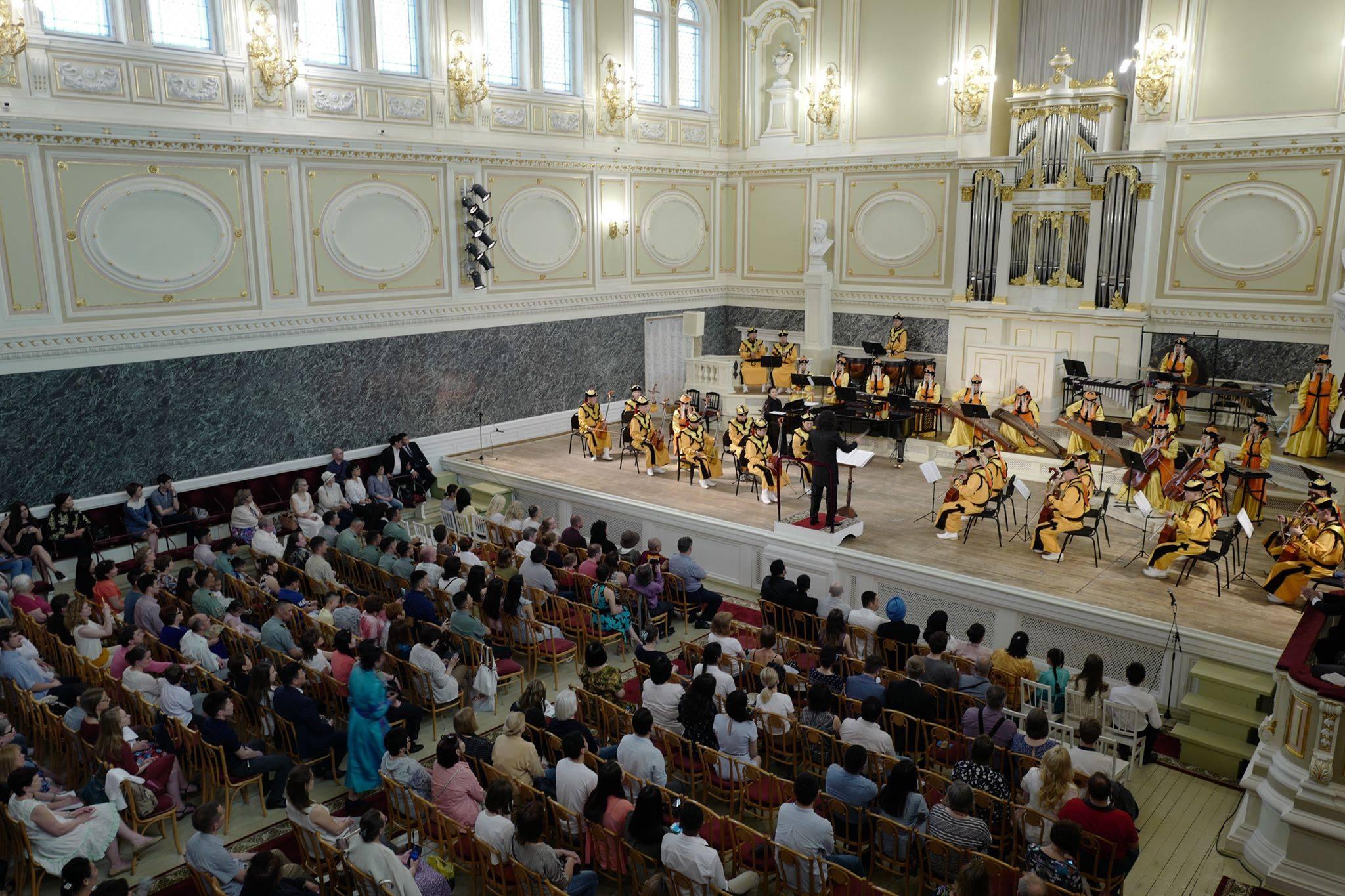 Монголын соёлын өдрүүд Санкт-Петербург хотод анх удаагаа боллоо