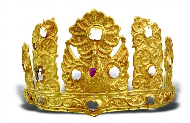 Билгэ хааны алтан титэм