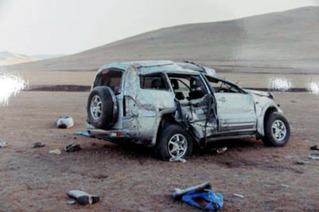 Хоёр хүүхэд, нэг том хүн ослоор амиа алджээ