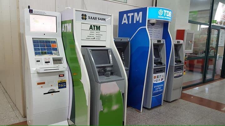 Банкуудын сүлжээнд саатал гарч, АТМ-ууд бэлэн мөнгөгүй болж байна
