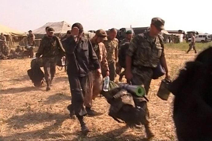 Украины 400 гаруй цэрэг Оросын талд дүрвэлээ