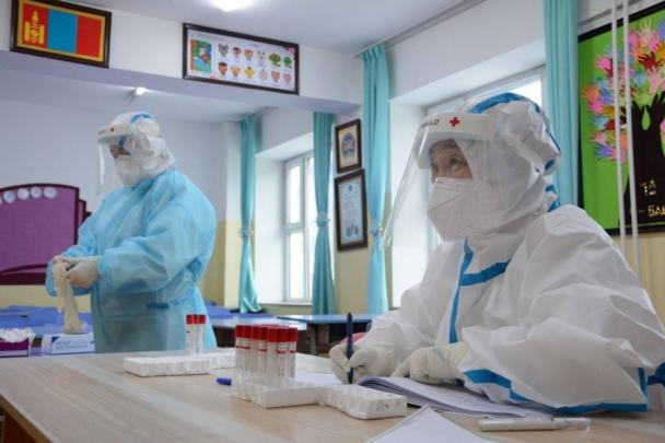 ЭМЯ: Шинээр халдварын НАЙМАН тохиолдол бүртгэгдлээ