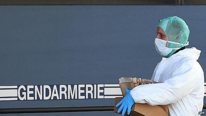 Германы онгоцны осол: 78 хохирогчийн ДНХ-г тогтоожээ