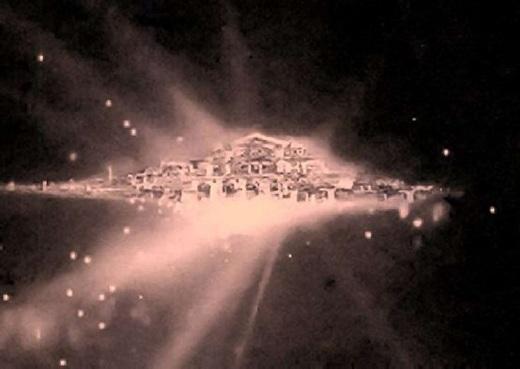 НАСА бурхны орныг олсон уу?